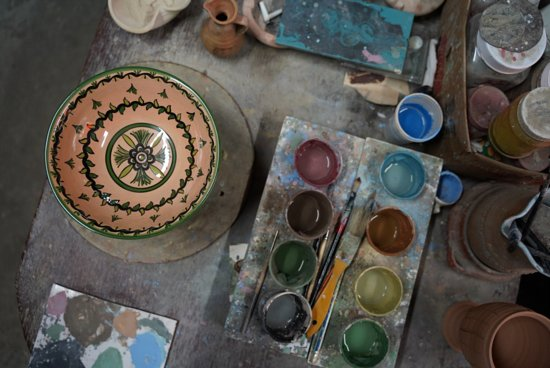 Musmar Pottery