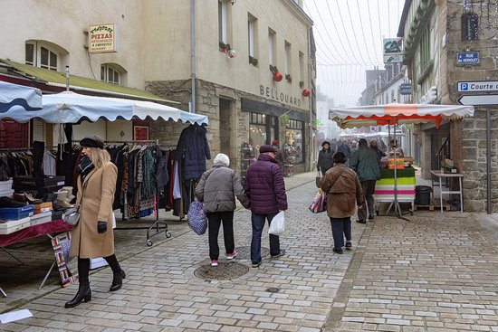 Marché d'Auray
