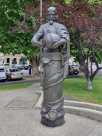 The Tasman Fountain