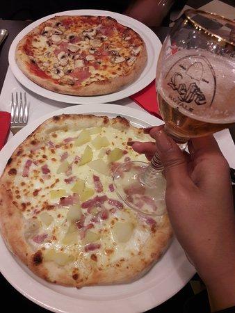 La Pizza más deliciosa que he probado en todo París