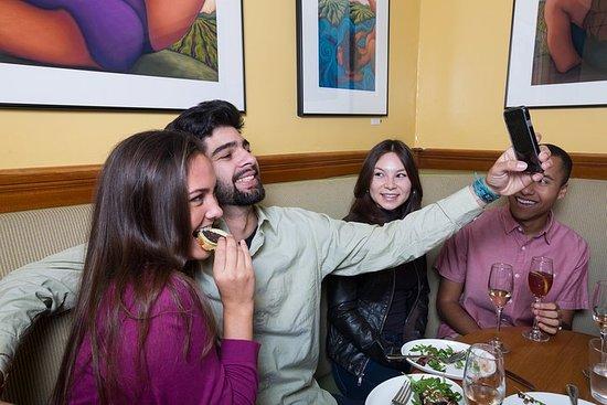 Sonoma Plaza mad- og vinparretur