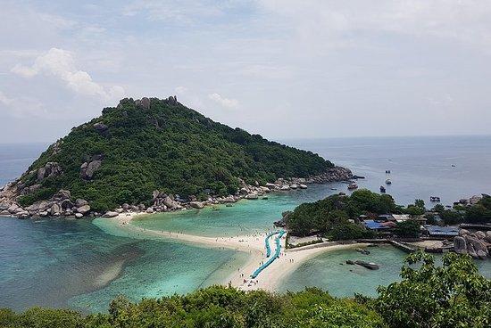 Foto An Unforgettable Day Trip to Koh Tao & Koh Nang Yuan