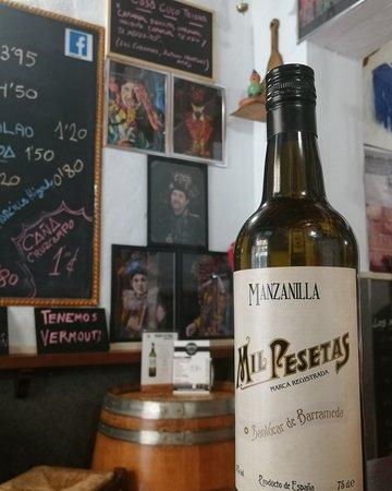Manzanilla y Carnaval de Cádiz... La mezcla perfecta