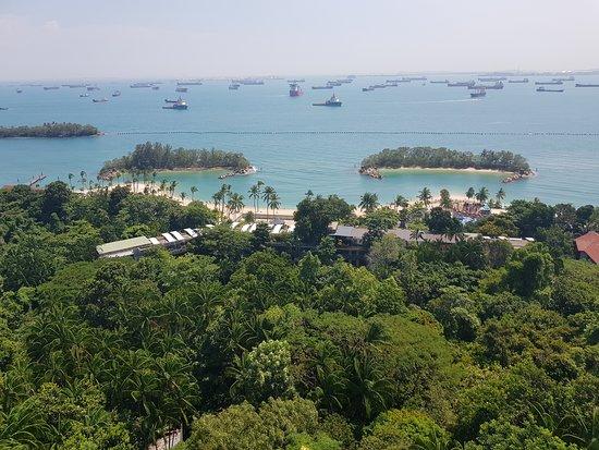 Сингапур: Santosa Island