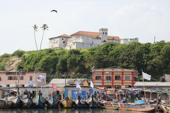 Accra - Cape Coast/Elmina Tour (The Return Experience): Elmina township