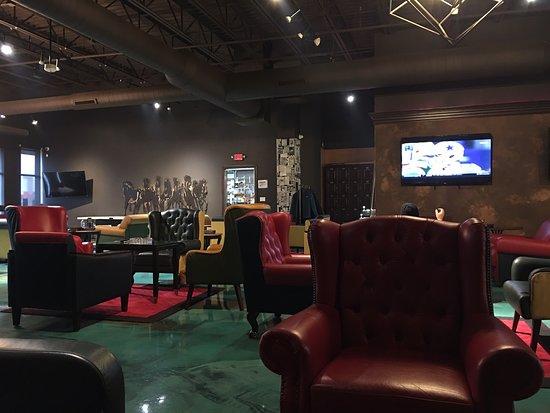 Rocky Patel Cigar Lounge