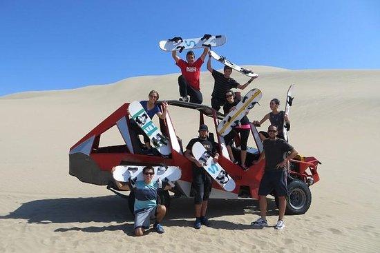 Huacachina Sand Buggy og Sand...