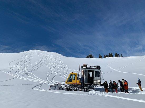 Purgatory Snowcat Adventrures