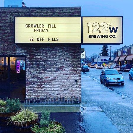 Cheap growler fill fridays!