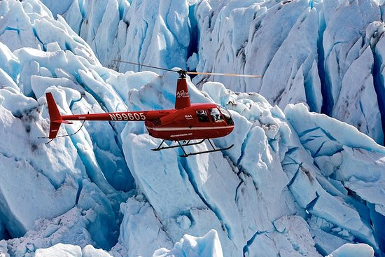 60-minütige erweiterte Gletschertour...