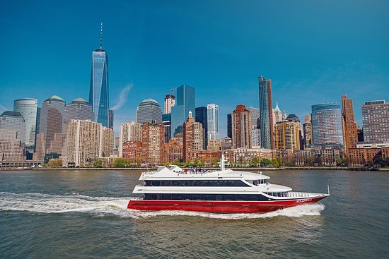 Exclusive: Luxury Christmas Eve Dinner Cruise in New York City Photo