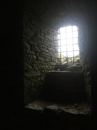 Natural light for the fort