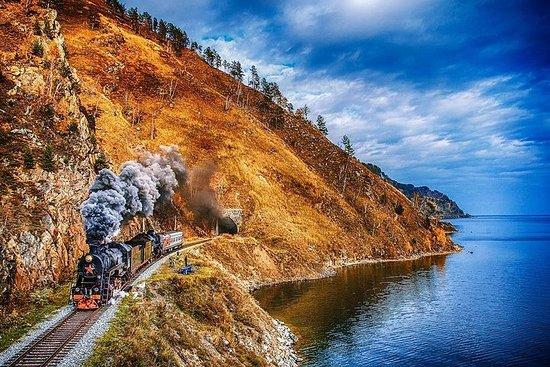 Circum-Baikalbahn Schifffahrt!