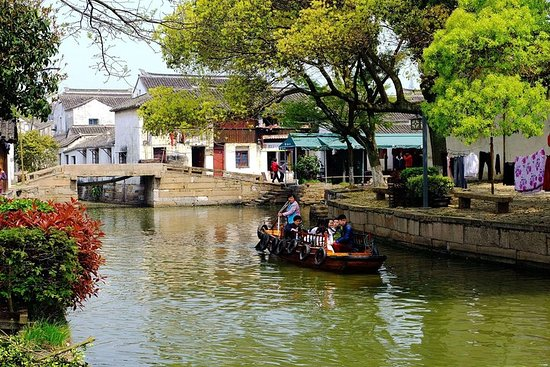 Shanghai to Suzhou and Tongli Water...