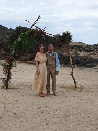 Happy wedding customer,,