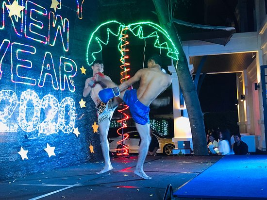 A Real Thai Boxing
