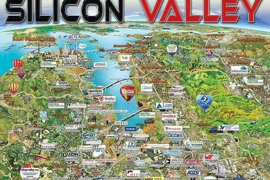 SUV-tur til Silicon Valley inklusive...