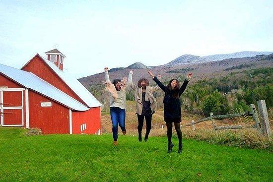 Dagtocht door Stowe, Vermont