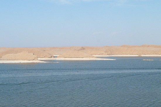 Inondazione nel deserto
