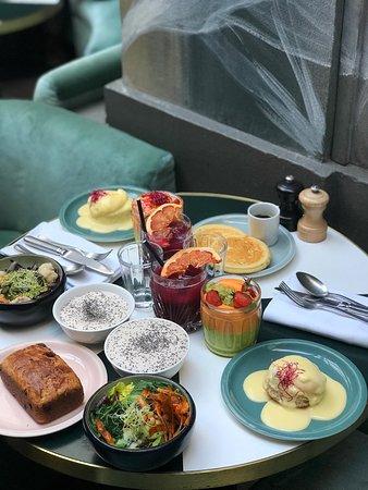 Klay Saint Sauveur - Restaurant - Brunch - Terrasse - Bar à cocktails - Montorgueil - Sentier - Paris 2
