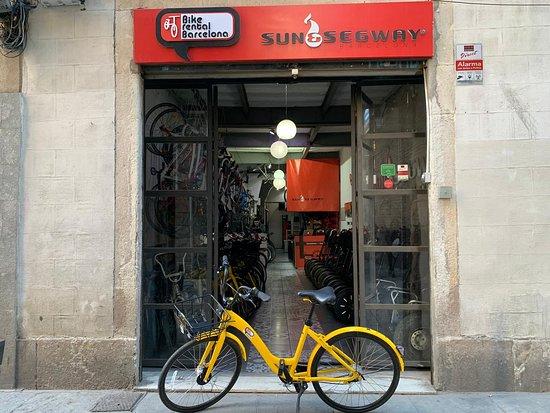 Bike Rental Barcelona