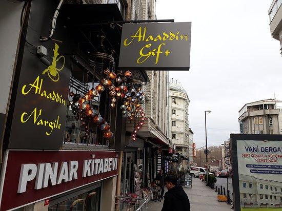 Alaaddin Gift Shop