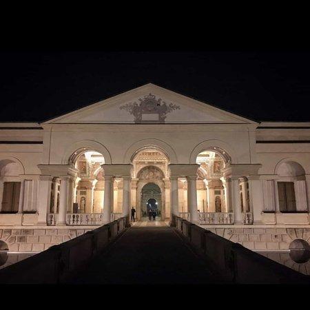 Mantua, Italija: Palazzo Te Mantova. Unico!!