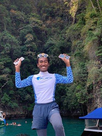Phiphi Island & 4 Island Tour