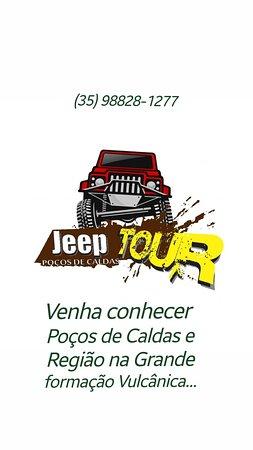 Saia do Asfalto com Jeep Tour Poços de Caldas...