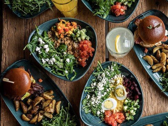 Große Auswahl an frischen und qualitativ hochwertigen Speisen.
