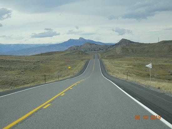 Shoshoni, Вайоминг: Un viaggio Usa tra Yellowstone  e Parchi Nazionali