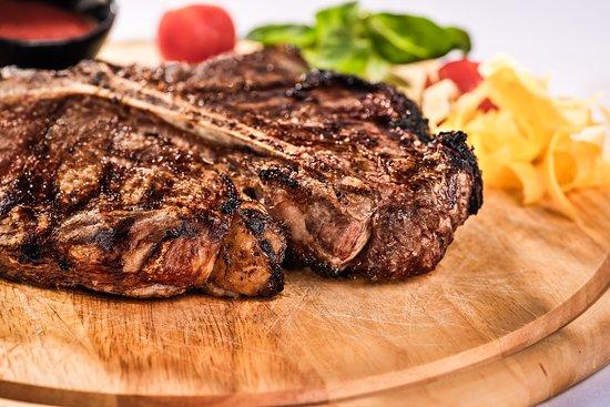American Steak Grill Picture Of American Steak House And Grill Zagreb Tripadvisor