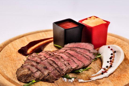 Grilled Tagliata Steak Picture Of American Steak House And Grill Zagreb Tripadvisor