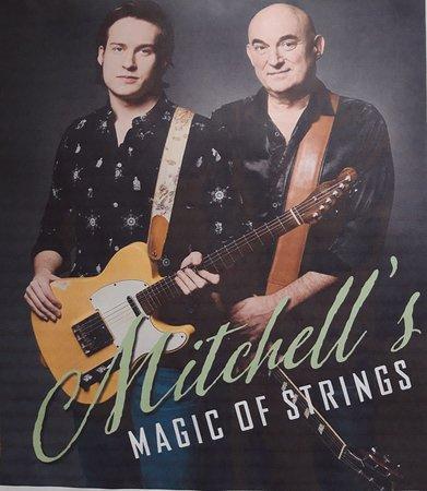 Burladingen, Alemania: Zed Mitchell & Son bei uns am 04.04.2020