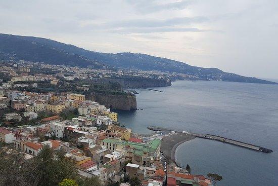 Visite de Sorrente et de la côte...