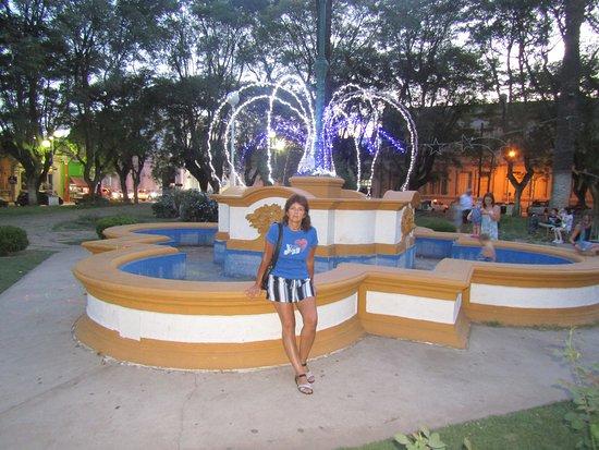 Plaza Constitucion