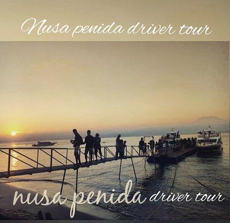 Nusa Penida Driver Tour