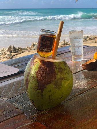 Coco Loco Rum And Coconut Water