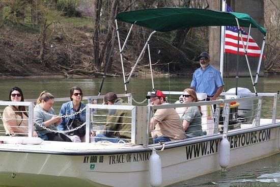 Bourbon History River Tour