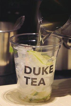"""Холодный чай """"Лайм"""" взбодрит вас и придаст сил на целый день!"""