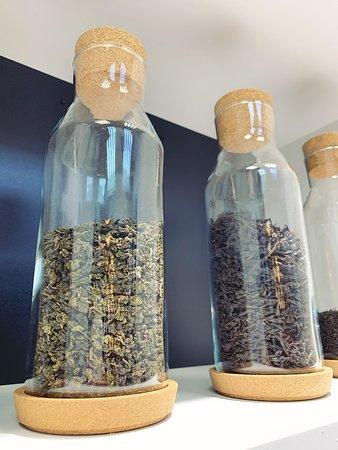 Мы завариваем только крупнолистовой чай премиум качества!