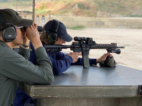 BonBon Safety - Outdoor Gun Shooting Tour in Los Angeles
