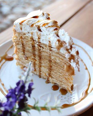 Torta Hojarasca