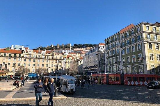 Tour privado en Lisboa: caminar es la...