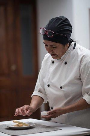 Chef Miriam Chavez
