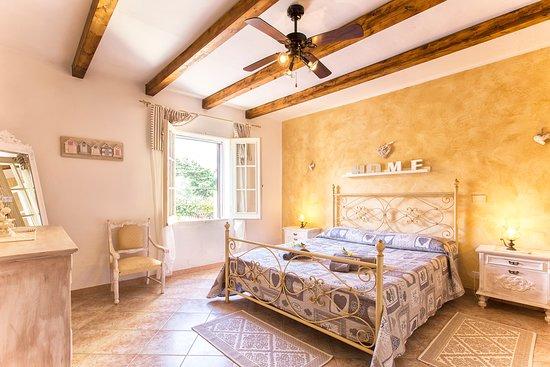 Province of Sassari, Włochy: Camera matrimoniale chiglia
