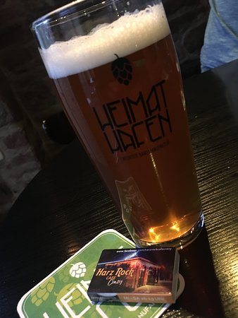 Regionale leckere Biere am Hahn