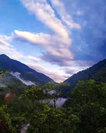 Rioverde, Ecuador: hermosos atardecer , disfrutalo desde nuestro mirador