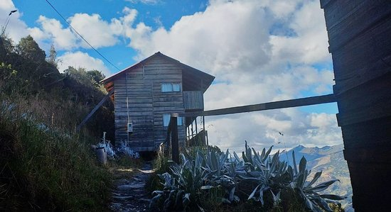 Cabaña del Pulpito
