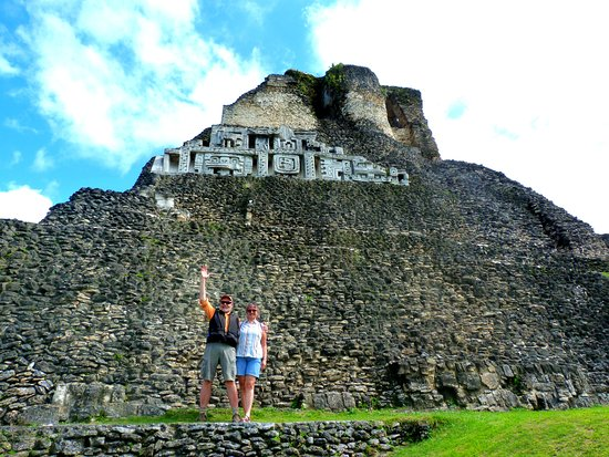 The Maya ruin of Xunantunich, have you been there yet? #josetoursbelize #privatetours #belize
